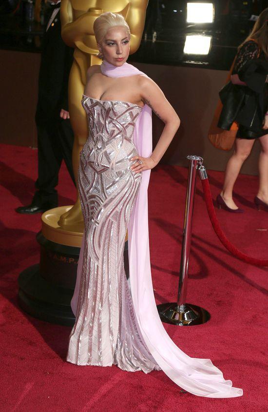 Oscary 2014 - Lady Gaga