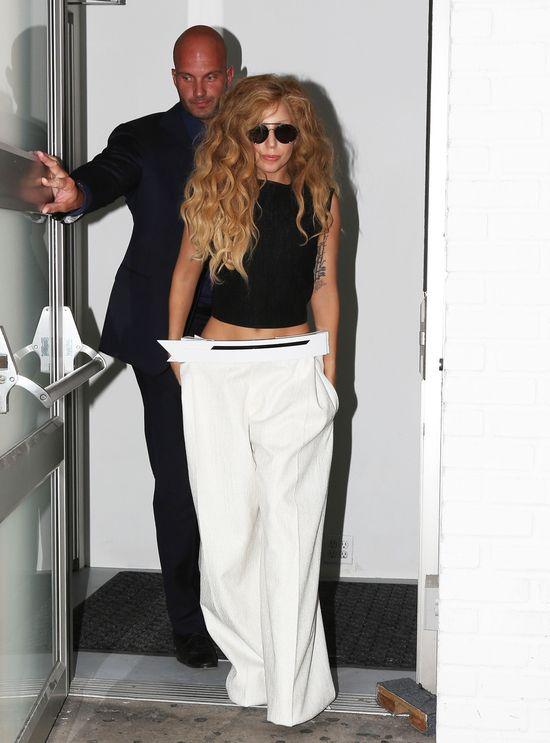 Lady Gaga w dwóch oryginalnych stylizacjach (FOTO)
