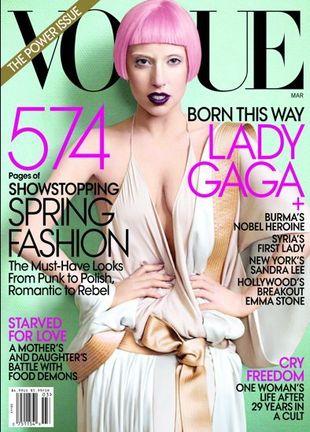 Lady Gaga szczerze o bulimii
