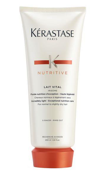 Nowości kosmetyczne - nowa linia do włosów Nutritive od Kerastase