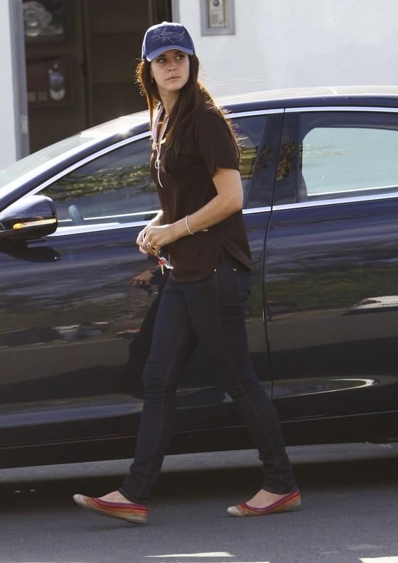Lana del Rey porzuciła swój elegancki look