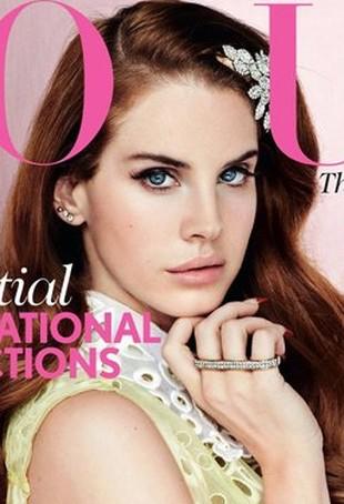 Lana Del Rey na okładce Vogue