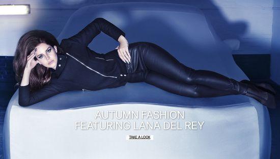 Lana Del Rey ponownie dla H&M (FOTO)