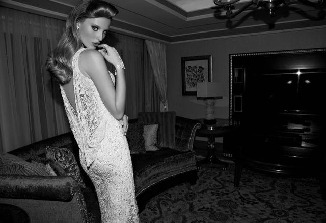 Suknie ślubne Galia Lahav - Tales of the Jazz Age (FOTO)