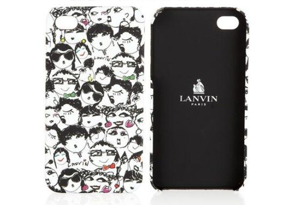 Pokrowiec na telefon od Lanvin