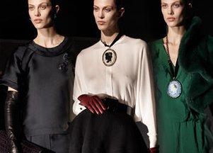 Lanvin - pełna kolekcja Pre-Fall 2012
