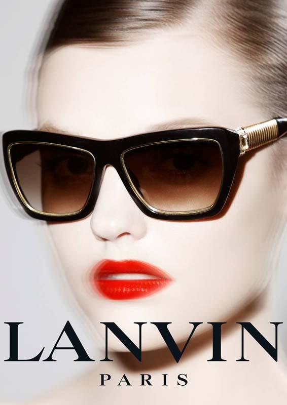 Lanvin Eyewear Spring 2013