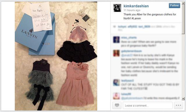 Nori West została małą fashionistką (FOTO)
