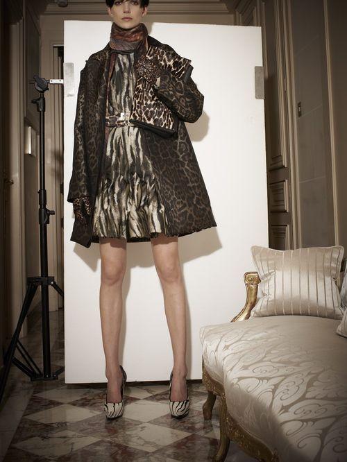 Lanvin kolekcja pre fall 2013