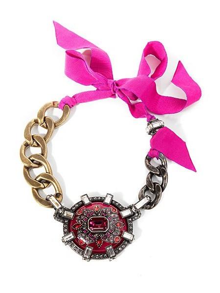 Biżuteria z kolekcji Lanvin Resort 2013