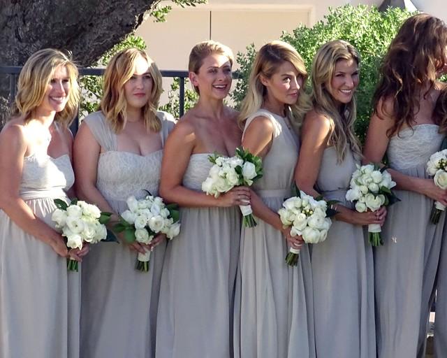 Lauren Conrad również kończy z tradycją identycznych sukiene