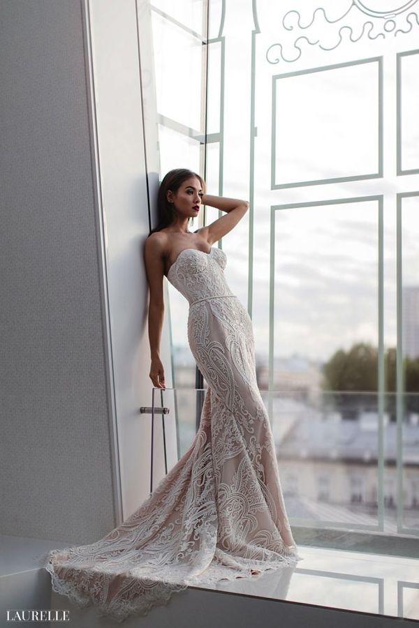 Zakochacie się w sukniach ślubnych na sezon 2017/2018 od Laurelle! (FOTO)