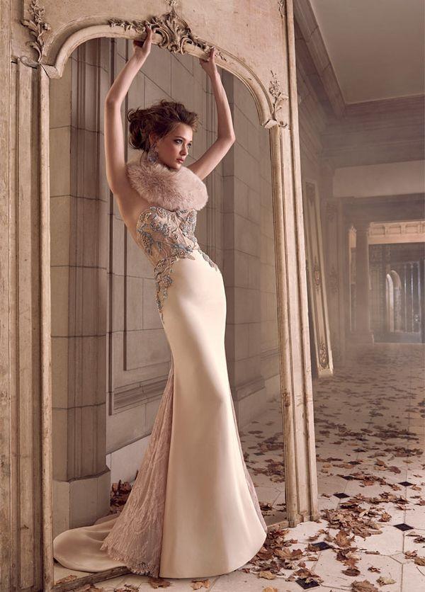 Dwie piękne kolekcje sukni ślubnych Lazaro (FOTO)