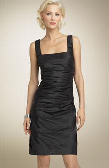 mała czarna, little black dress, moda, styl, trendy, klasyka