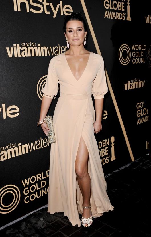Lea Michele w Valentino (FOTO)