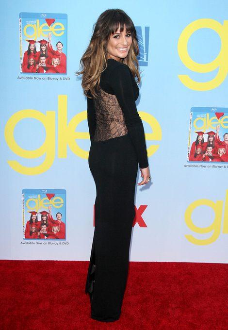Lea Michele w Versace (FOTO)