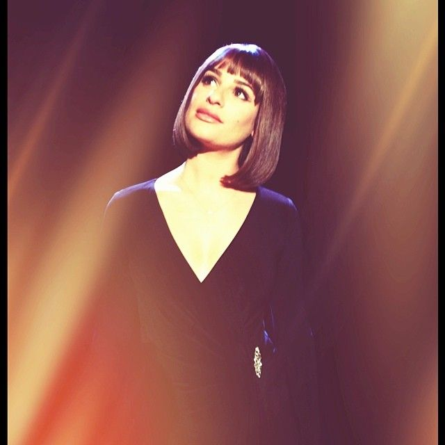 Lea Michele zafundowała sobie boba! (FOTO)