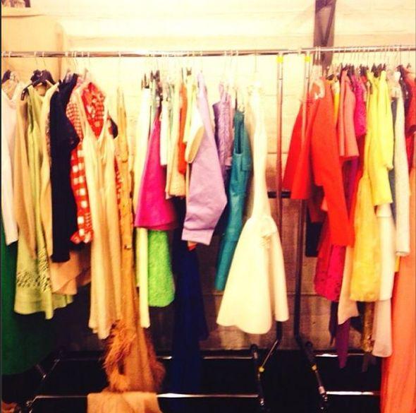 Lea Michele gwiazdą Teen Vogue! (FOTO)