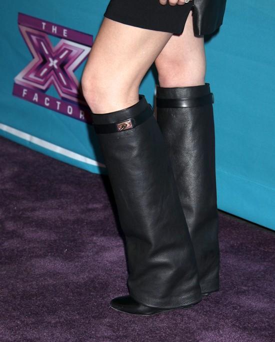 Kto postawiła na najmodniejsze buty tego sezonu? (FOTO)