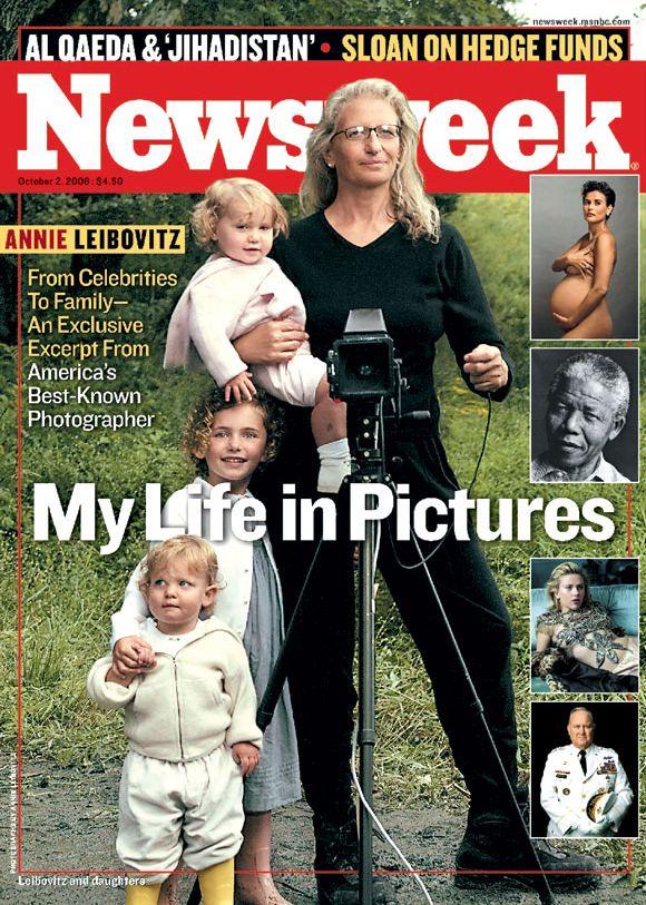 Annie Leibowitz nie chciała zrobić sesji Kim!