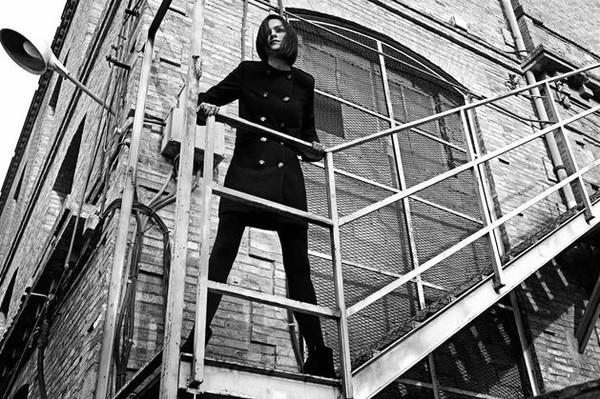 Leigh Lezark w kampanii Stradivariusa