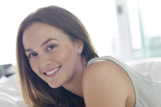 Leighton Meester nową twarzą marki Biotherm!