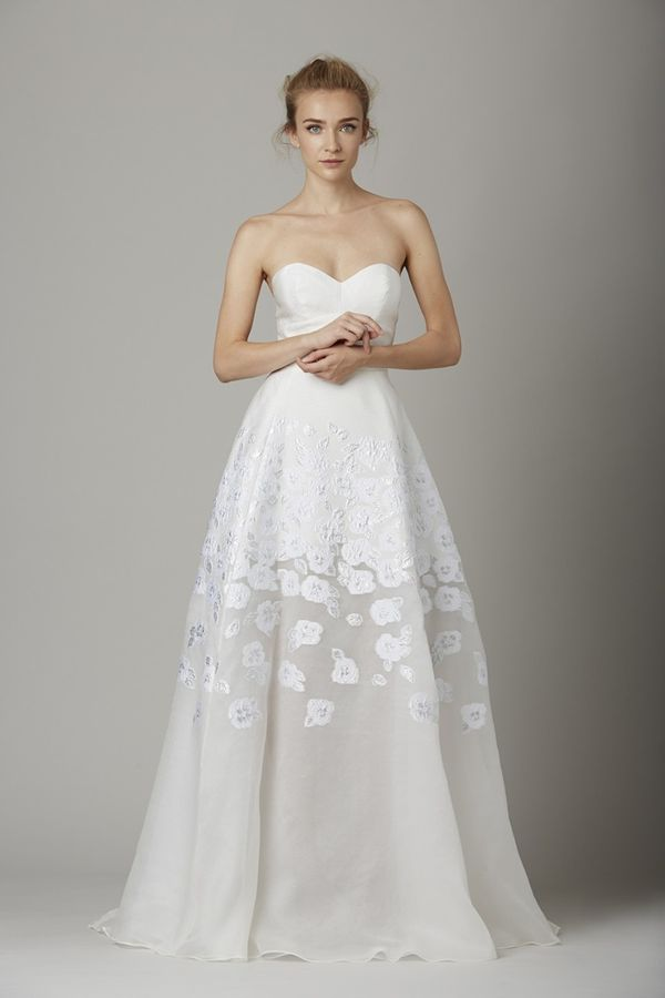 Suknie ślubne na jesień 2014 od Lela Rose (FOTO)