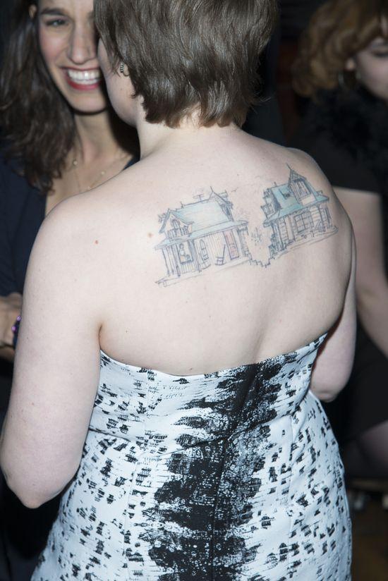 Lena Dunham w Reed Krakoff (FOTO)