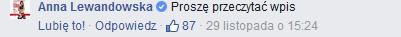 Anna Lewandowska jest w ciąży?! Na FB trenerki zawrzało