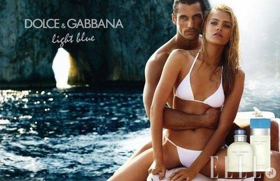 Bianca Balti nową twarzą perfum Light Blue