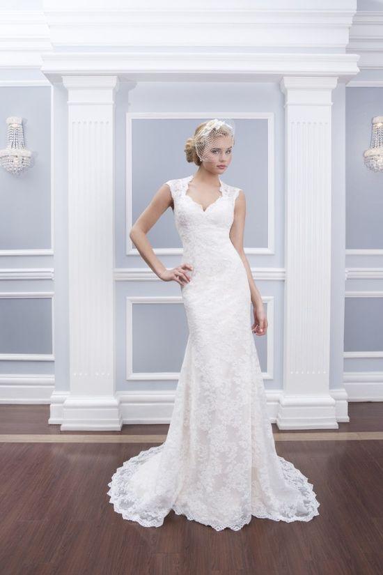 Suknie ślubne Lillian West wiosna 2014