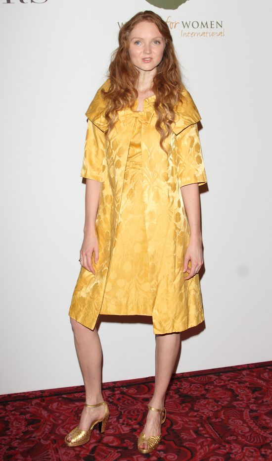Znana modelka, Lily Cole, została mamą (FOTO)