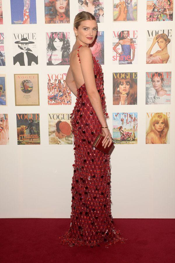 Kto pojawił się na Vogue 100 Gala Dinner? (FOTO)
