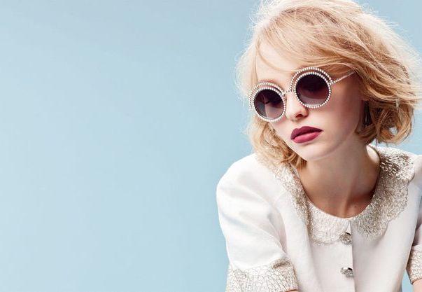 Lily Rose Depp nową ambasadorką Chanel (FOTO+VIDEO)