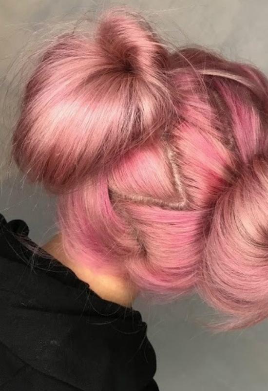 Pastelowe włosy bez zobowiązań? To możliwe!