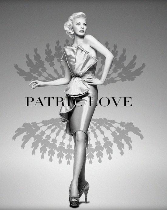 Linda Evangelista potwierdza klasę w kampanii Patric Love