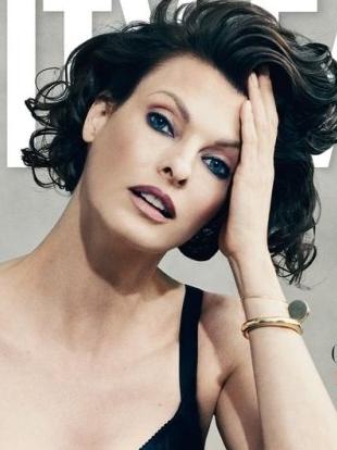 Linda Evangelista dla Vanity Fair (FOTO)