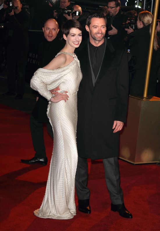 Anne Hathaway w Givenchy Couture (FOTO)