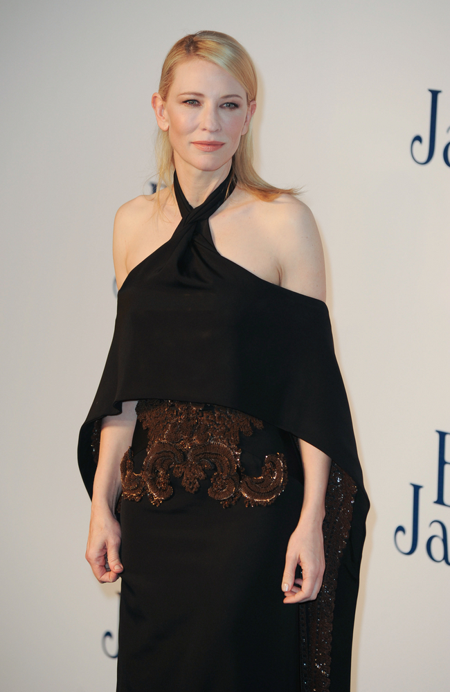 Cate Blanchett w Givenchy (FOTO)