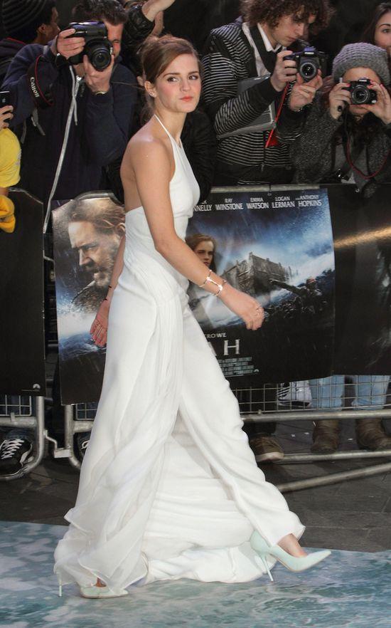 Emma Watson zachwyciła w kreacji od Ralpha Laurena