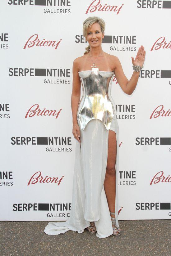 Modelki, gwiazdy i księżniczki na Serpentine Summer Party!