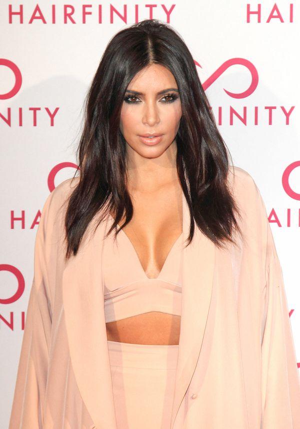 Kim Kardashian znowu udało się zachwycić (FOTO)