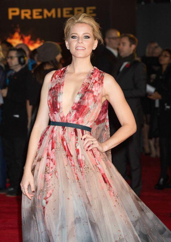 Gwiazdy na premierze Hunger Games: Kosogłos (FOTO)
