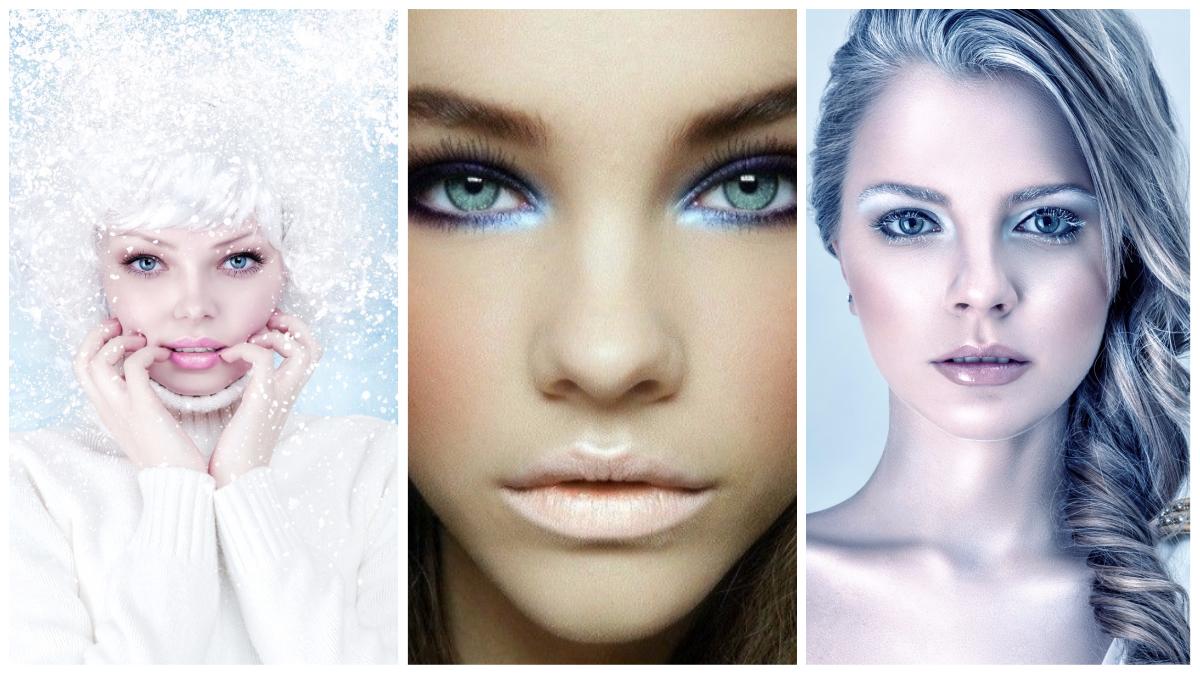 HIT! Lodowy makijaż! Nie musisz czekać na zimę, aby mrozić spojrzeniem! (VIDEO)