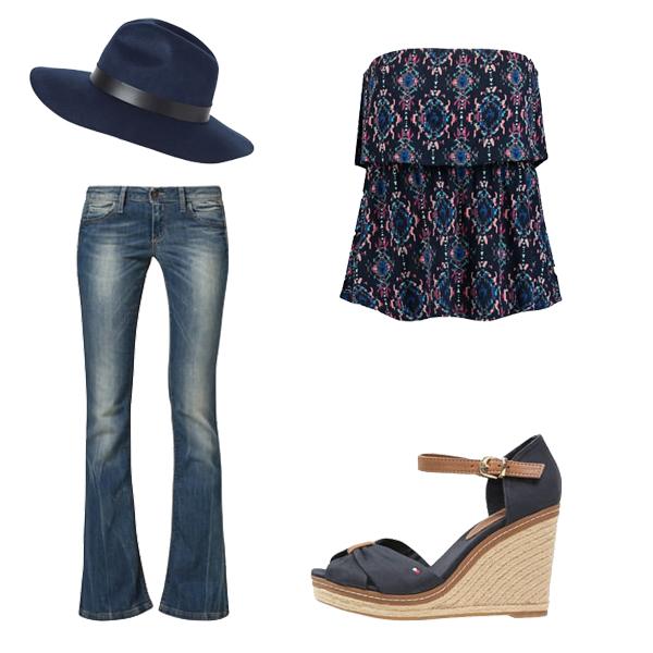 10% rabatu na damskie jeansy i koszulki w Zalando!