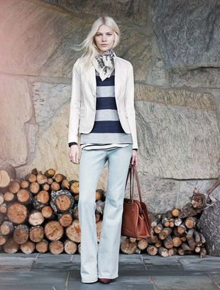 Wiosenny lookbook marki Club Monaco (FOTO)