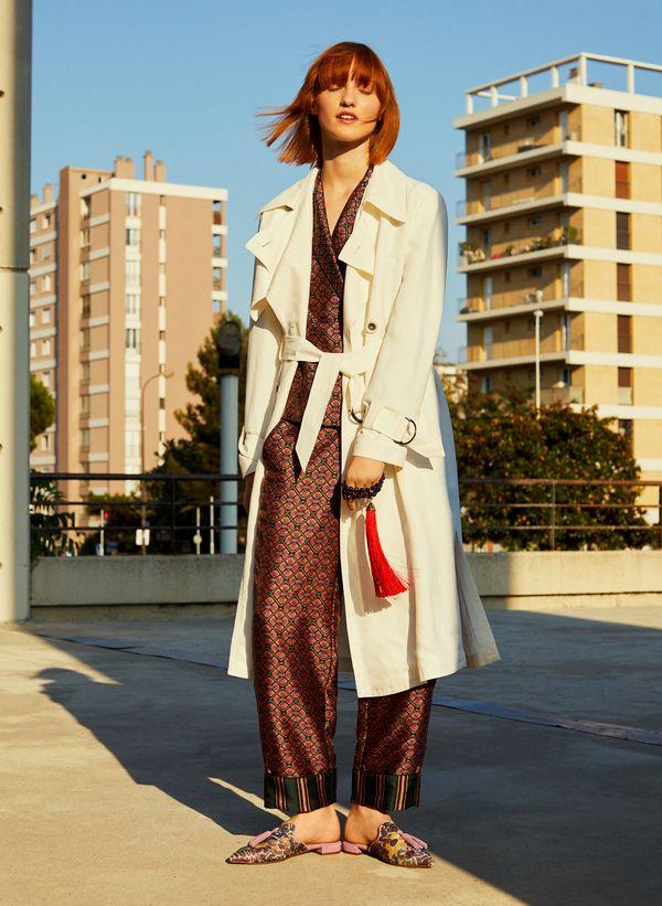 Styl high fashion w lookbooku Zalando zapowiadającym kolekcję wiosna/lato 2018