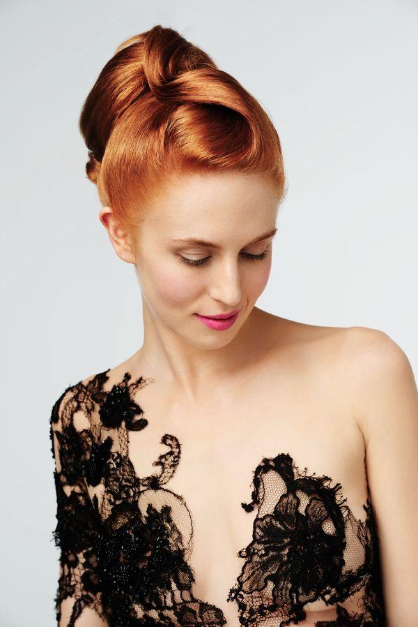 Fryzury ślubne na 2016 od L`Oréal Professionnel - część II