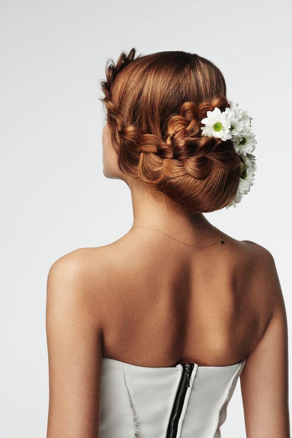 Fryzury ślubne na 2016 od L`Oréal Professionnel - część III