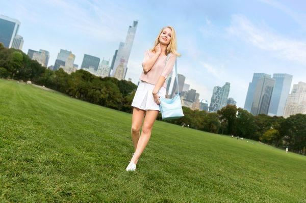 Siostra Kate Moss w nowej kampanii - jak wypadła? (FOTO)